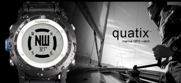 Reloj GPS Garmin quatix