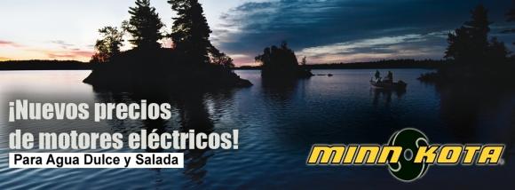 Motores El�ctrico Minn-Kota