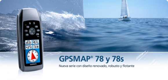 GPS Portatil Garmin 78