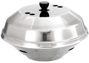 A10-004 / A10-014 - Barbacoa Marine Kettle® de Carbón - Cerrada