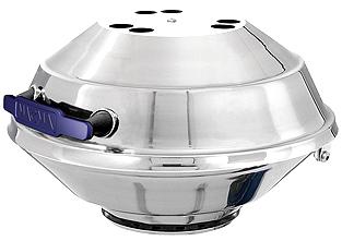A10-205 / A10-215 - Barbacoa Marine Kettle® de Gas - Cerrada