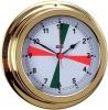Reloj con Zonas de Silencio. Esfera 120 mm