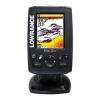 Sonda Lowrance Elite-3x Color - La Elite-3x es una ecosonda a color totalmente nueva, la m�s asequible que se haya anunciado nunca, con Broadband Sounder�, sensor de temperatura del agua y Fish I.D.