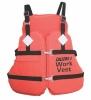 Chaleco salvavidas de trabajo 50N, ISO 12402-5