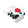Kit Deposito Rigido BORA para Agua Potable, con Bomba de 8L/minCapacidad 40, 60, 80 o 100 litros - Dep�sito de agua potable BORA, para instalaciones en versi�n horizontal, con bomba de aspiraci�n de 8 L/min - 12V. Capacidad: 40, 60, 80 o 100 Litros