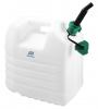 Depositos con tubo para agua potable - Fabricado en polietileno calidad alimentaria. Capacidad: 10 Litros - Dimensiones: 315mm x 310mm x 170mm 20 Litros - Dimensiones: 355mm x 375mm x 235mm