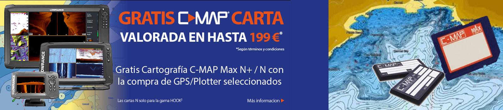 Oferta carta C-Map