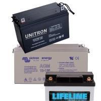Baterias y Accesorios