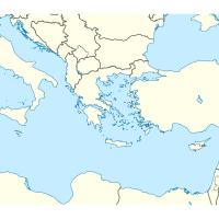Cartas Nauticas Zona Mediterraneo Oriental