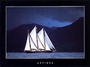 Antigua - Lamina - Reproducción fotográfica impresa a todo color sobre lamina de 150g presentada en formato de 30x40 cm.