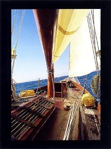 Grand Large - Lamina - Reproducción fotográfica impresa a todo color sobre lamina de 150g presentada en formato de 30x40 cm.