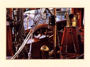 Le  pont - Lamina - Reproducción fotográfica impresa a todo color sobre lamina de 150g presentada en formato de 30x40 cm.
