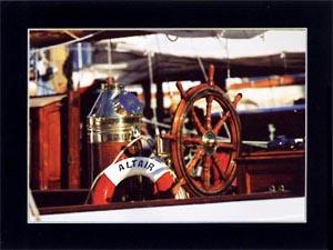 Altair (Point) - Lamina - Reproducción fotográfica impresa a todo color sobre lamina de 150g presentada en formato de 30x40 cm.