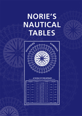 Norie´s Nautical Tables - Cap. A.G. Blance - This famous set of mathematical tables was first published in 1803. It has been a bestseller ever since, and despite developments in electronic navigation it remains an essential requirement for anyone learning and practising astro-navigation.