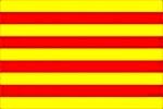 Bandera Cataluña - Bandera autonómica de catalunya