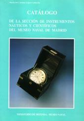 CATALOGO DE INSTRUMENTOS NAUTICOS DEL MUSEO NAVAL