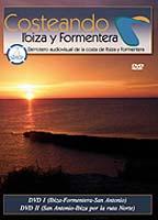 Costeando - Ibiza y Formentera. El derrotero audiovisual costa de Ibiza y Formentera.  (DVD DOBLE) - En estos 2 DVD´s, y a lo largo de 95 minutos, haremos un exhaustivo recorrido por el litoral de estas islas...