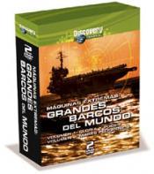 Pack Máquinas Extremas 2 Vols - DVD - Grandes barcos del mundo.   Duración: 104 min. .   Idiomas: Español / Inglés.   Sistema: PAL