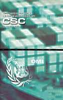 Codigo CSC. Convenio internacional sobre la seguridad de los contenedores. - Se aplica a la gran mayoría de los contenedores utilizados en todo el mundo, con excepción de los proyectados concretamente para el transporte aéreo...