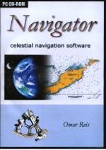 Navigator-Celestial Navigator Software - El Navigator es un software de navegación notable, que ha obtenido una alta valoración de expertos navegantes, profesionales  y deportivos..   Edición Inglesa