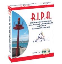 Reglamento Internacional para la Prevención de Abordajes en la Mar RIPA. - Sistema de Balizamiento Marítimo. Simulador identificación de buques y luces.   Conocer y recordar el Reglamento para poder identificar rápida y fiablemente buques a través de sus marcas, luces o señales acústicas.