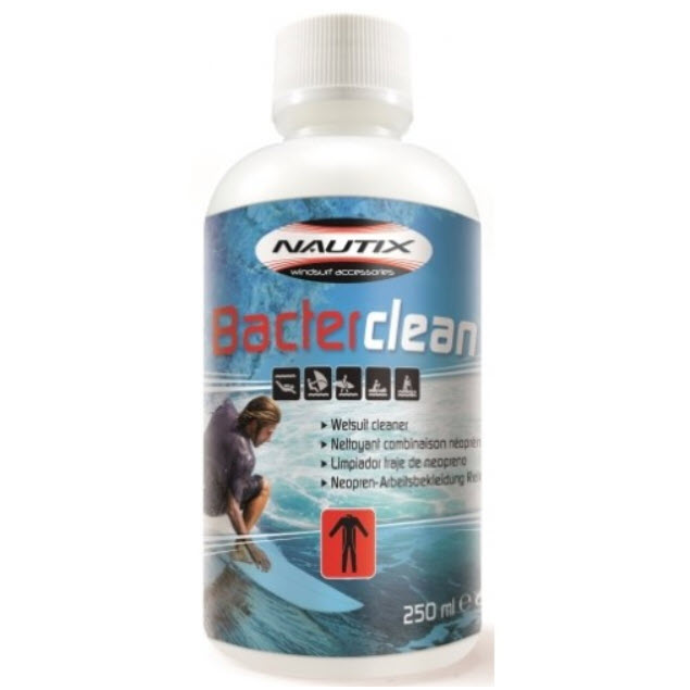BACTERCLEAN-Desinfectante para Trajes de Neopreno y Equipamiento Náutico