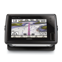 Garmin GPSMap 721. GPS plotter Pantalla tactil - El excelente plotter Garmin GPSMAP 721 ofrece una potencia de procesamiento un 60% superior a la de la generación anterior, para que tanto el zoom como la exploración sean más rápidos. Incluye una pantalla táctil de 7