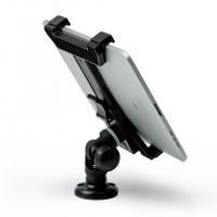 Soporte Railblaza para iPad y tablets - Este soporte sirve para mantener firmemente amarrado un iPad o cualquier tablet, incluso montado boca abajo.