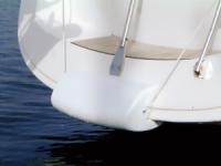 Defensa de popa para velero - Defensas de popa para veleros, fabricadas en poliuretano de color blanco..   Para popas de 60 a 75° o de 75 a 90°