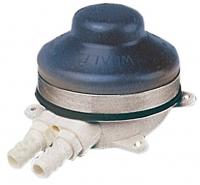 Bomba de pie Whale MK2 Baby Foot autocebante - Bomba de pie autocebante para fregadero.   Capacidad: 8 l/m.   Boca manguera: 13 mm.   Material: Nylon, neopreno y acero inoxidable