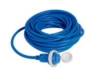Enchufe Hembra 16 Amperios con Cable 15 m