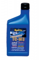 Aceite Motor 2 Tiempos Sintetico TCW-3 Super Premium PLUS Star Brite - Mejora la lubricación y reduce la emisión de humos.