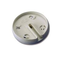 Protector Redondo para Velas 2 Unds. - Pieza circular de plástico para prevenir que la vela se enganche en los candeleros o crucetas. Servido en bolsa de 2 unidades