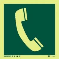 Señal Teléfono Emergencia