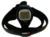 Pulsometro Konus KARDIO-10 - Reloj con cinta trasmisora para obtener la medición del ritmo cardiaco.