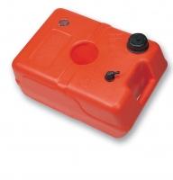 Deposito de Combustible HULK - Depósitos fabricados en polipropileno..   Tapón con respiradero y toma de llenado con filtro.