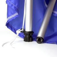 Mastilillo Railblaza de 800 mm para bandera, con base en color negro - Este mastilillo de 80 cm. de longitud sirve para enarbolar una bandera o banderín y se instala en cualquier base StarPort o SidePort  (no suministrada).
