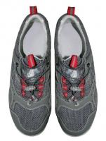 Zapatos Nauticos Deportivos - Diseñado con ligereza y comodidad en mente, ofrece agarre excepcional en superficies mojadas. los laterales de malla aseguran frescor y ligereza..   Disponible en tallas de 36 a 43.   Color Gris.