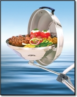 Barbacoa de Carbon Magma Marine Kettle Party A10-114. de 432mm