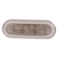 Luz LED de Cortesia 82x28 mm 12V
