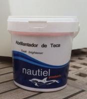 Abrillantador de teca Nautiel 900 gr