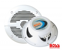 Juego 2 Altavoces Marinos 150W Boss MR50W - 5,25 - Altavoz empotrable de 5,25