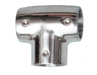 Union T Recta 90°, Inox AISI 316