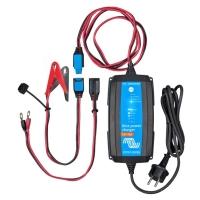 Cargador de Baterías Victon Blue Power IP65 24V con conector CC - Protección contra el polvo, agua y productos químicos. Algoritmo inteligente de carga de siete etapas. Recuperación de baterías