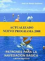 Patrones para la Navegacion Basica y Motos Nauticas - Jose de Simón Quintana