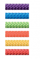 Cabo Driza / Escota Regatta Eyre - Driza / Escota de la más alta calidad, apropiado para yates de cualquier eslora, fácil de engaza a cable por termo-fijado..   Diámetro: 4, 5, 6, 8, 10 o 12 mm.   Precio por metro.   Cantidad mínima 5 mts.
