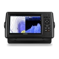 Garmin echoMAP™ CHIRP 72dv. GPS plotter Pantalla tactil con sonda integrada - Es hora de que empieces a pescar con el poder de la sonda CHIRP. El plotter echoMAP CHIRP 72dv de 7 pulgadas es fácil de instalar, fácil de usar y está disponible con o sin el transductor GT20-TM que incluye sondas CHIRP de haz ancho, así como CHIRP ClearVü de Garmin, que ofrece las imágenes de sonda de exploración más nítidas.