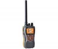 Radiotelefono VHF marino portatil Cobra MR HH 350 VP EU (Homologado Norma IPX7) - Radioteléfono completamente impermeable y sumergible (de acuerdo con IPX7), es totalmente flotante, y sobre todo poder ser visto incluso en condiciones de poca luz, gracias a la alta visibilidad de revestimiento de color naranja.