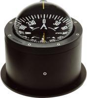 Compas de pedestal C15. Rosa 100 mm. Motor o vela de 6 a 12 m - Compás sobre timonera de aluminio para embarcaciones a vela o motor de 6 a 12m.