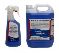 Desengrasante Nautico Nautiel - · Bajo nivel alcalino.   · Eficacia reforzada.   · Super Concentrado.   · Perfecto para neumáticas